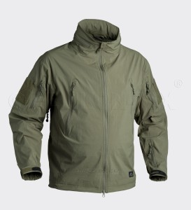 Trooper soft shell jacket