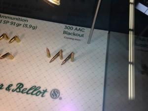 Anche Sellier & Bellott si lancia nella produzione dei 300 Blakout con 2 caricamenti previsti per il secondo semestre 2015