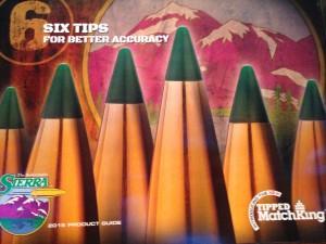 La nuova serie di palle Sierra  Tipped Match King
