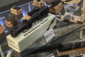 LE nuove PFI Rapid Reticle con reticoli per 300 Blakout importate in italia da Tactical73