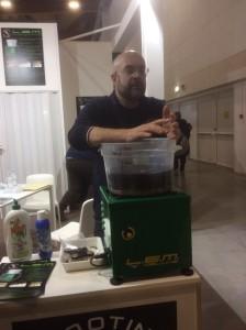 lavatrice ad aghi LEM un prodotto italiano dai risultati eccezionali