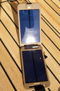 dettaglio del modulo fotovoltaico