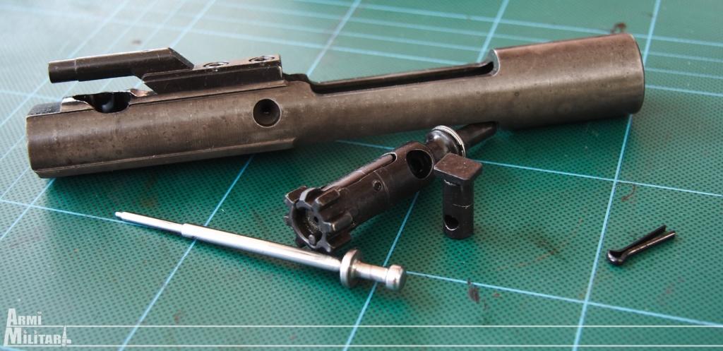 "NEA-15 12"" - Bcg smontato"