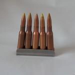 Piastrina di 7,62x54mm