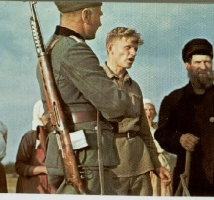 Tokarev SVT-40 Soldato Tedesco