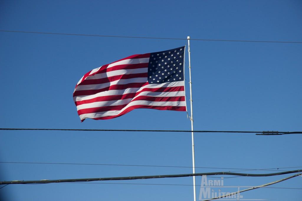 SHOT Show 2014 - Media Day Preview - Bandiera USA