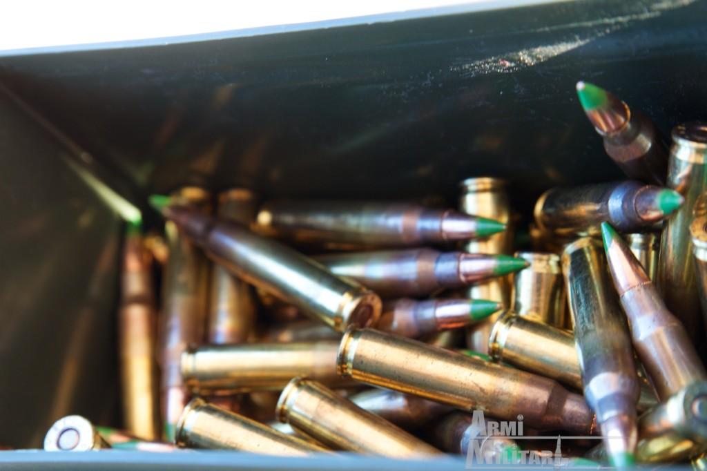 SHOT Show 2014 - Media Day Preview - Munizioni 5.56 × 45 mm