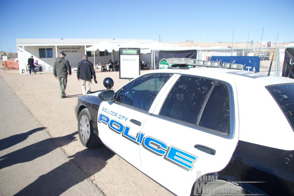 SHOT Show 2014 - Media Day Preview - Polizia