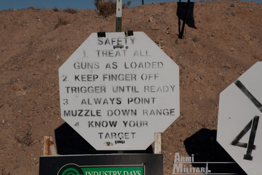 SHOT Show 2014 - Media Day Preview - Safety rules
