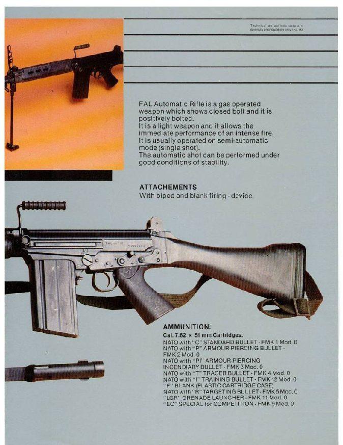 Brochure FAL Argentino 3