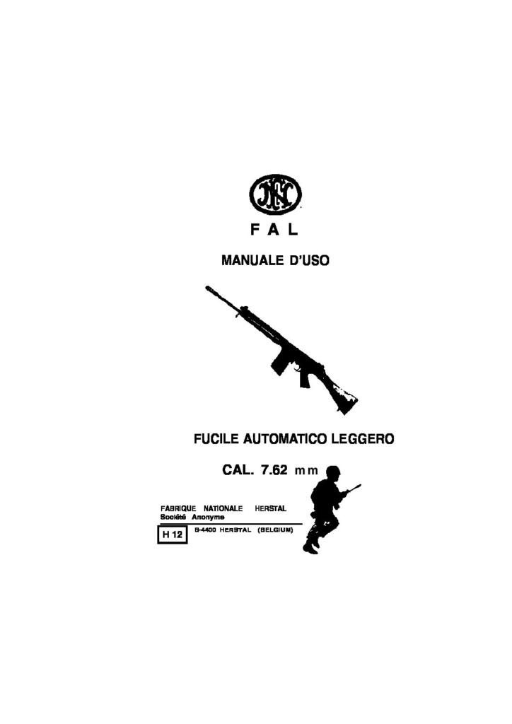 Manuale Italiano del FAL