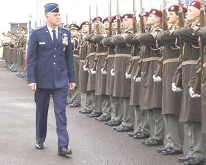 Ceska Zbrojovka Vzor 52 - Czech Honor Guard