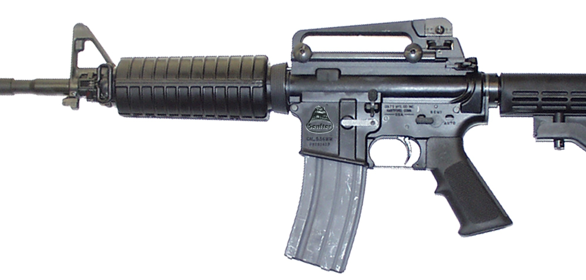 AR-15 Mil-Spec (Mil Speck)