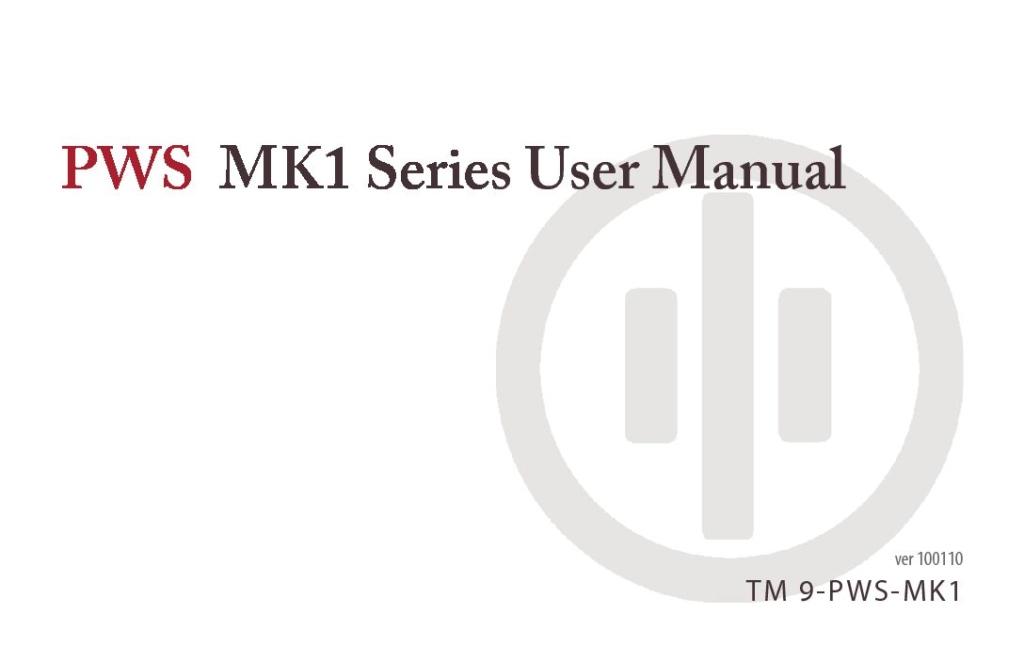 PWS MK1