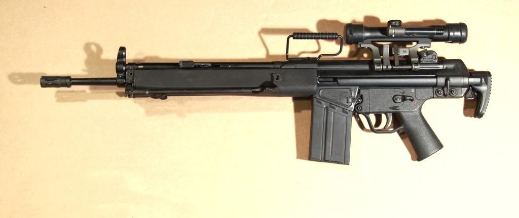 L'MKE T43 con calciolo estensibile di ultimo tipo è Hensoldt FZ24