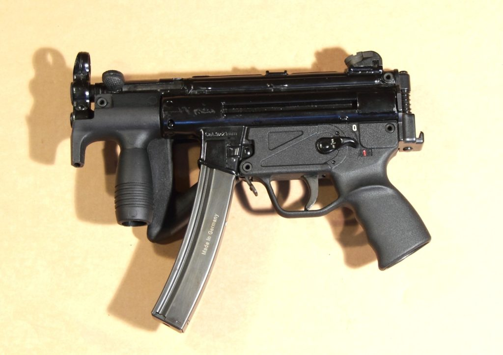 MKE T94K - Col claciolo ripiegato