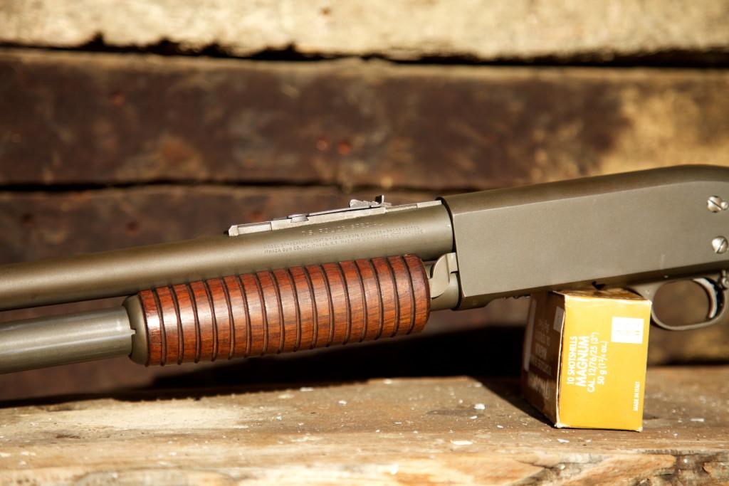 Ithaca Ds Police 37 - Armamento