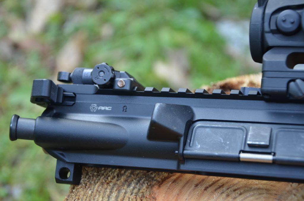Conversione KAC 300AAC - Otturatore e munizione