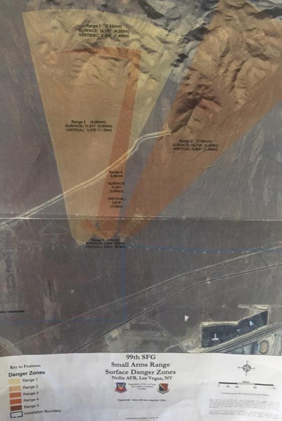 Mappa del poligono, immagine pubblicata da ATAC sul proprio sito.