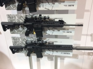 Sig 716, nuovi handguard e gas block low profile