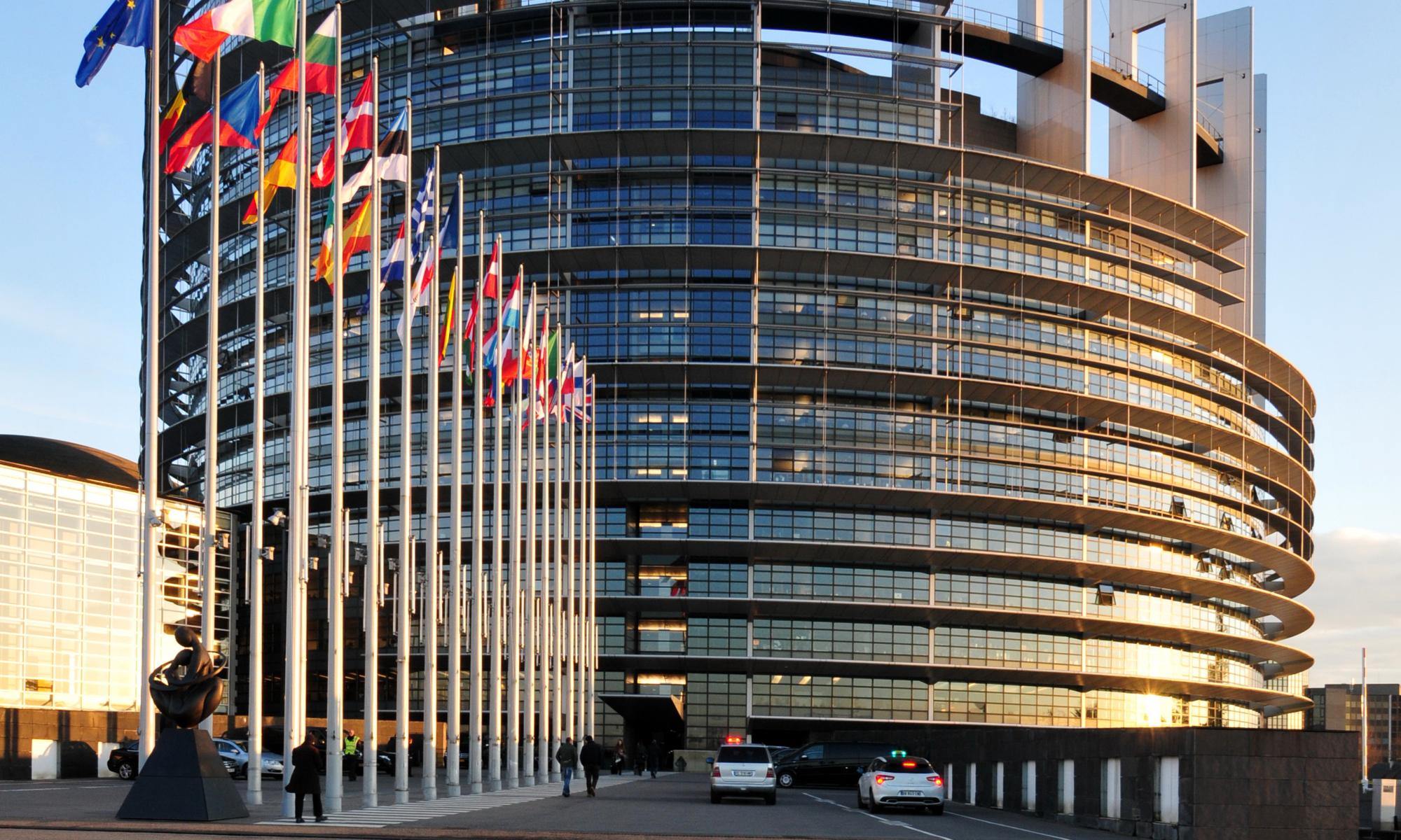 Parlamento Europeo Strasbourg