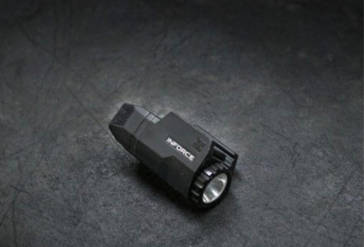 Inforce APL per Glock da 200 Lumen
