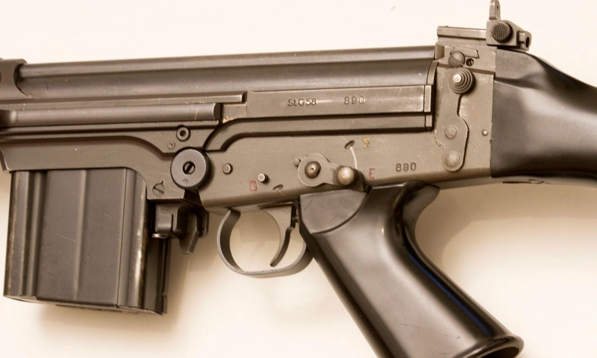 Steyr Stg58 Sx