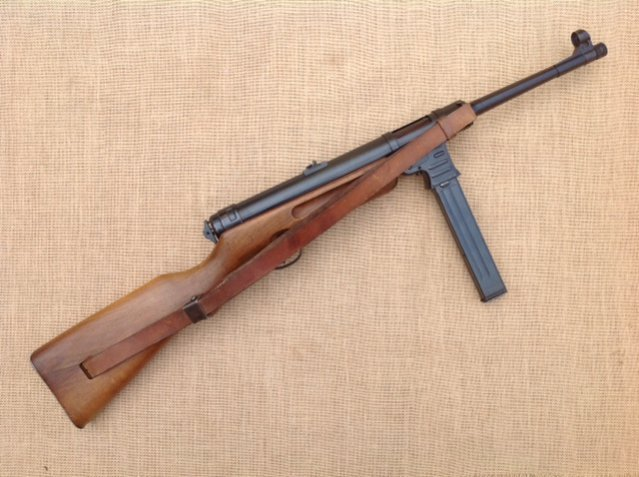 Haenel MP41 lato destro