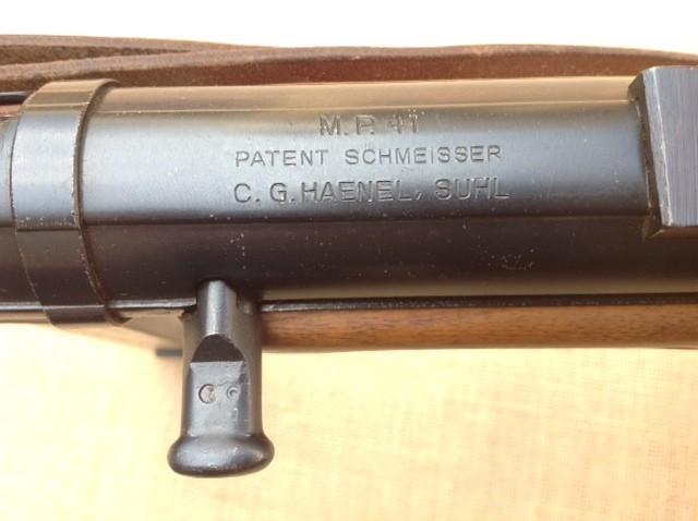 Haenel MP41 marchi