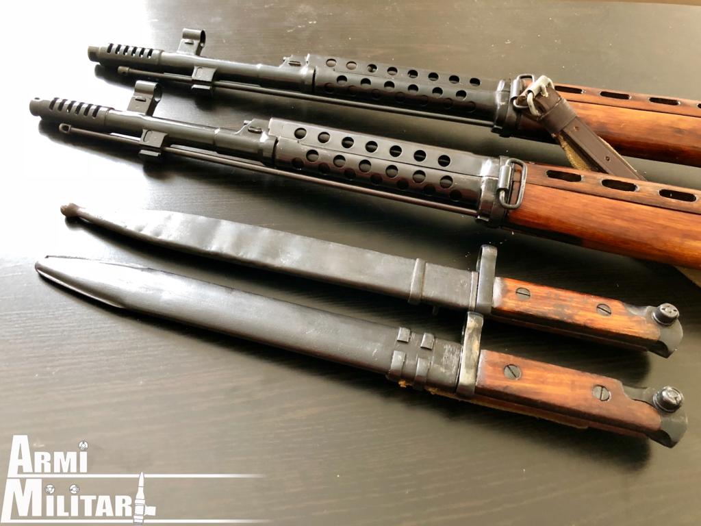 SVT Volate con baionette