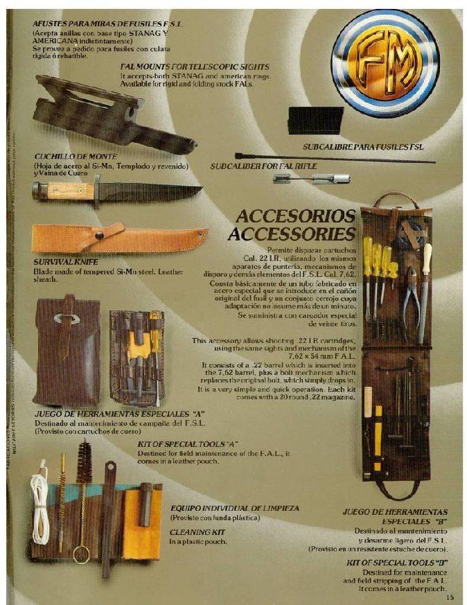 DGFM Brochure FAL Accessories