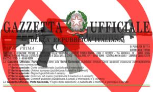 Gazzetta AR-15 Ban